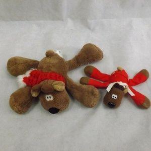 Hallmark Merry Miniature 1986 Rodney Reindeer